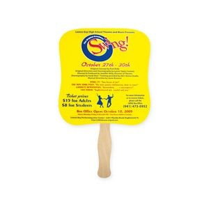 Lightweight Palm Shape Hand Fan